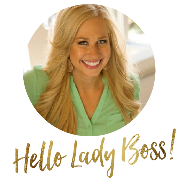 Hello Lady Boss