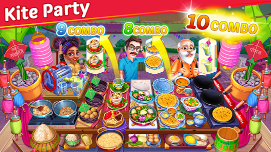 Cooking Party: Made in India Star Mod Apk (Unlimited Gold Coins) 7