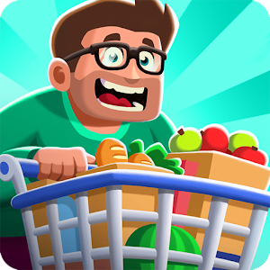 Idle Supermarket Tycoon - Tiny Shop Game 1.21 APK MOD