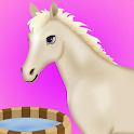 Baby Horse Care Games icon