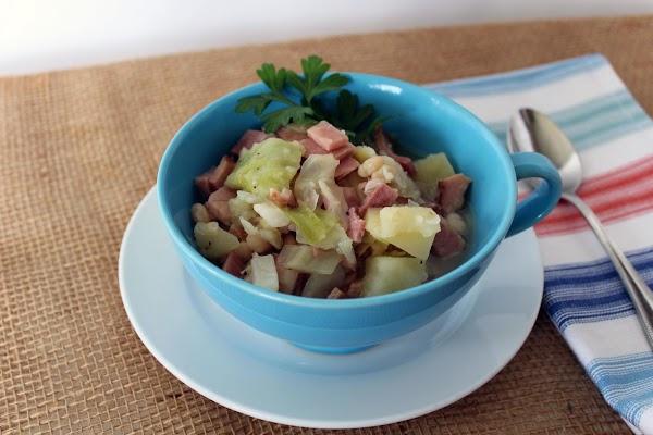 Navy Bean Stew Recipe