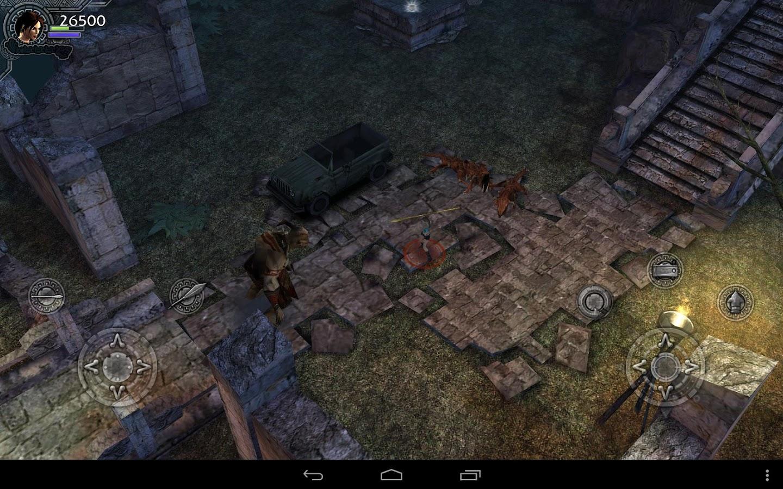 Lara Croft: Guardian of Light™- screenshot