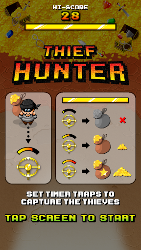Thief Hunter - Action Game