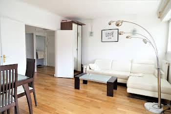 Appartement meublé 3 pièces 69,16 m2