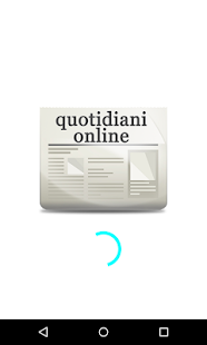 Quotidiani Online- miniatura screenshot