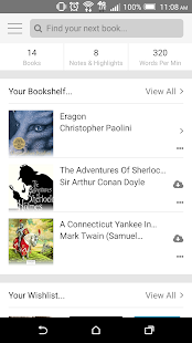 BookShout! - screenshot thumbnail