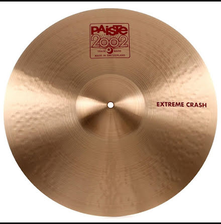 19'' Paiste 2002 - Extreme Crash