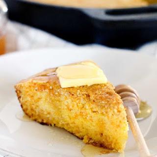 Honey Skillet Cornbread.