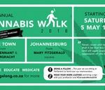 South African Cannabis Walk 2018 : Bongalong