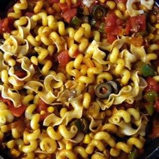 Vegetarian Mexican Pasta Recipes
