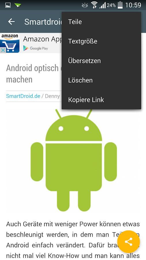 neuste app