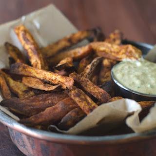 Cumin and Cayenne Sweet Potato Fries