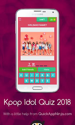 Kpop Idol Quiz 2018 download 1