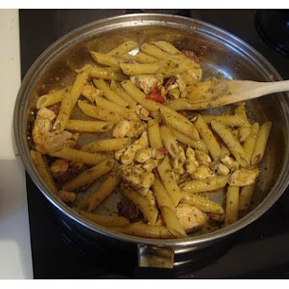 Italian Chicken and Pasta