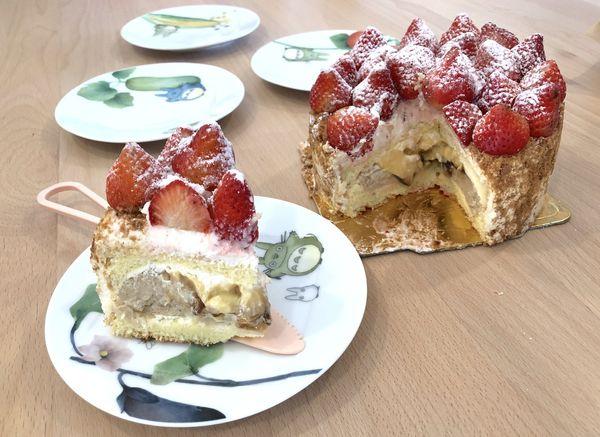 日月香草莓/芋泥/布丁/蛋糕/泡芙,餡料爆滿又超好吃的快閃聖品!