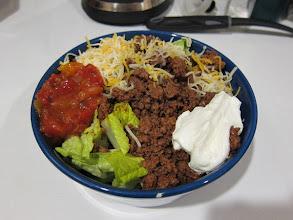 Photo: Day 23-Taco Salad