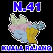 PK N41 KUALA RAJANG