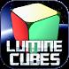 宇宙を旅するSFパズル LumineCubes - Androidアプリ