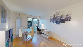 Studio meublé 26,6 m2