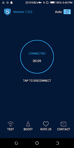 Smart VPN - Free VPN Proxy App Report on Mobile Action - App
