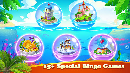 Bingo Pool - Free Bingo Games Offline,No WiFi Game - screenshot