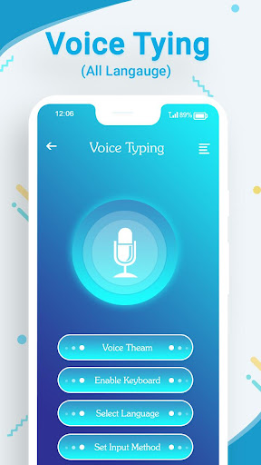 Voice Typing in All Language 1.1 screenshots 1