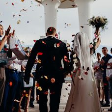 Wedding photographer Sergey Vereschagin (PatrikZ). Photo of 29.11.2017