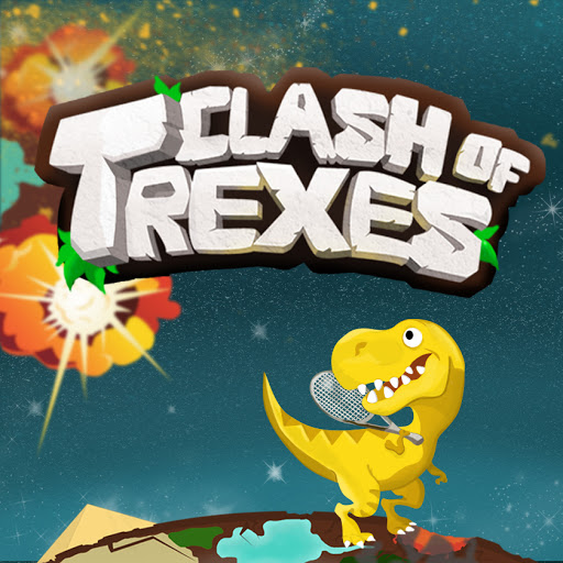Clash of Trexes
