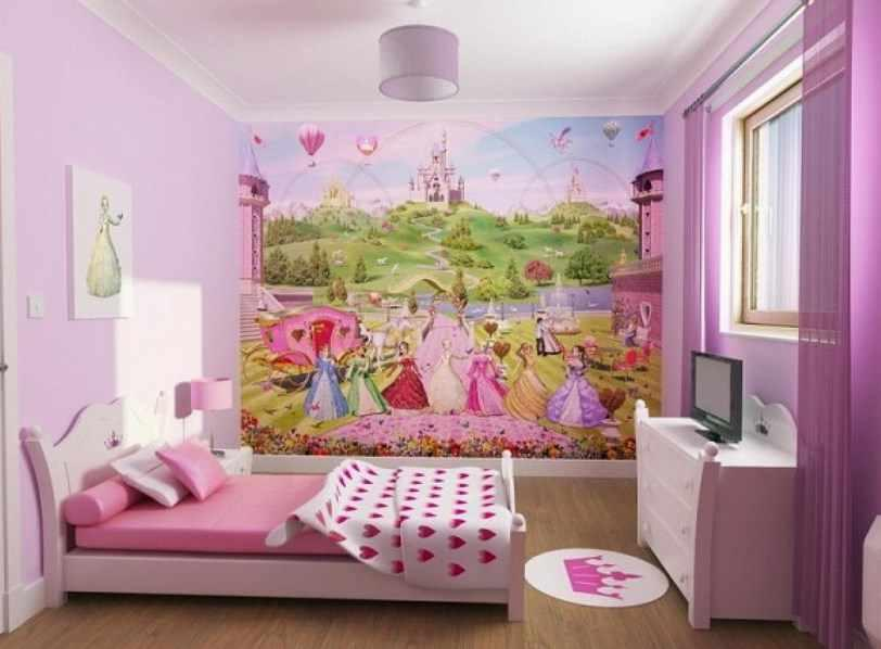 Girl Bedroom Design Ideas Screenshot