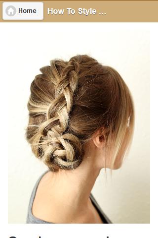 Woman's Favorite Hair Styles
