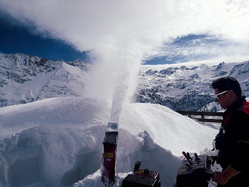 da neve a nuvole di Phuckoff