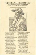 Photo: Albrecht Dürer (German, 1471 - 1528 ), Eobanus Hess, 1526, woodcut, Rosenwald Collection