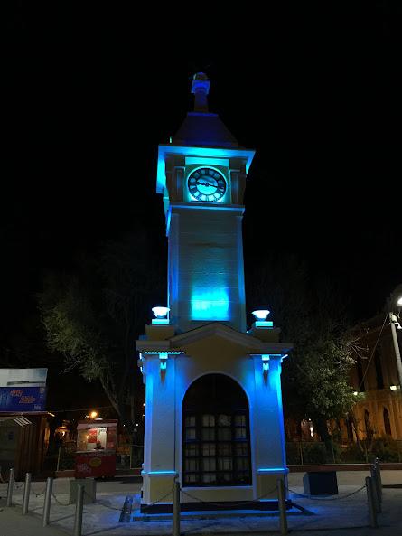 ウユニ 時計台