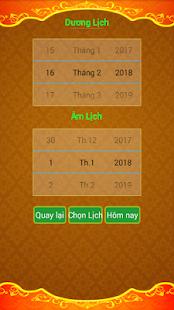 Lịch Âm 2018 - Xem Ngày Tốt - náhled
