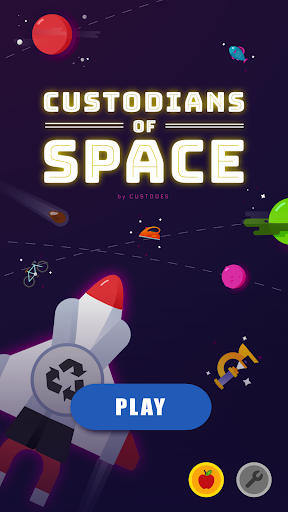 Custodians of Space game (apk) free download for Android/PC/Windows screenshot