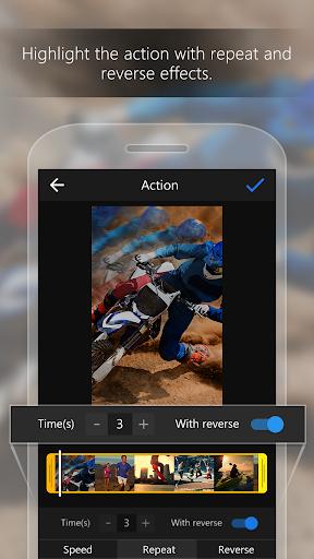 ActionDirector Video Editor - Edit Videos Fast 5.0.1 Screenshots 3