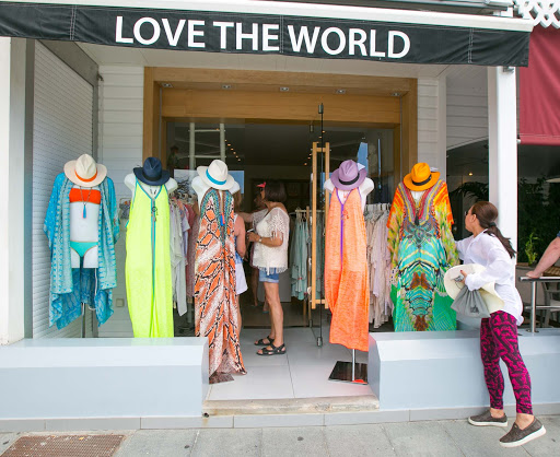 st-barts-love-the-world.jpg - A boutique shop with colorful fashions in Gustavia.