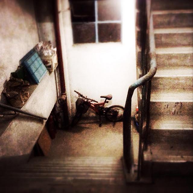 Hong Kong, Staircase,  香港, 樓梯