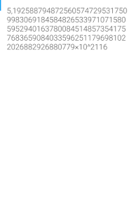 Scientific Calculator v2.7