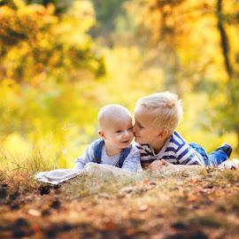 by Lukáš Lang - Babies & Children Children Candids