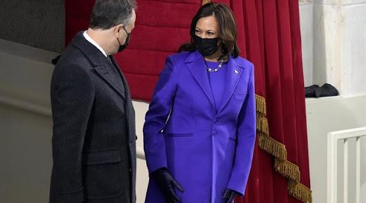 Kamala Harris pasa a la historia como la primera vicepresidenta de EEUU