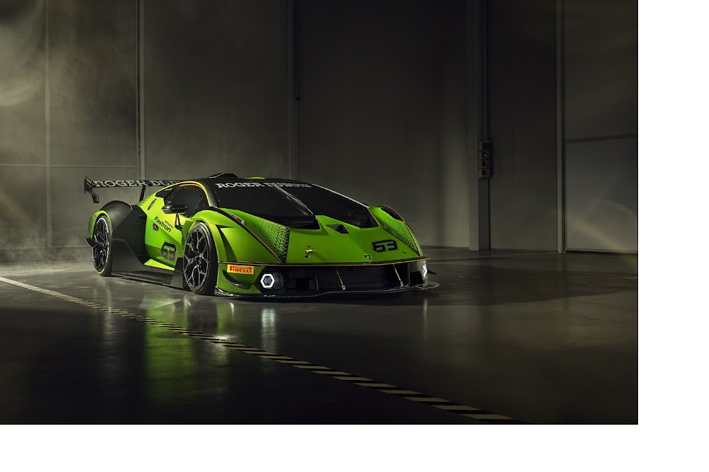 Extreme new Lamborghini Essenza SCV12 is track only supercar - DispatchLIVE
