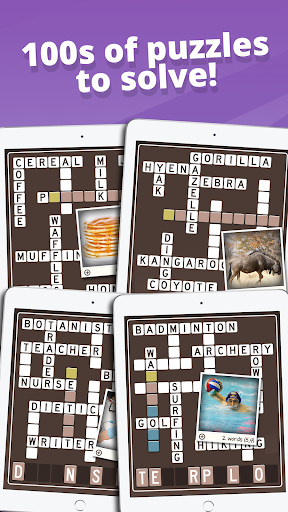 Picture Perfect Crossword 2.7 Mod screenshots 5