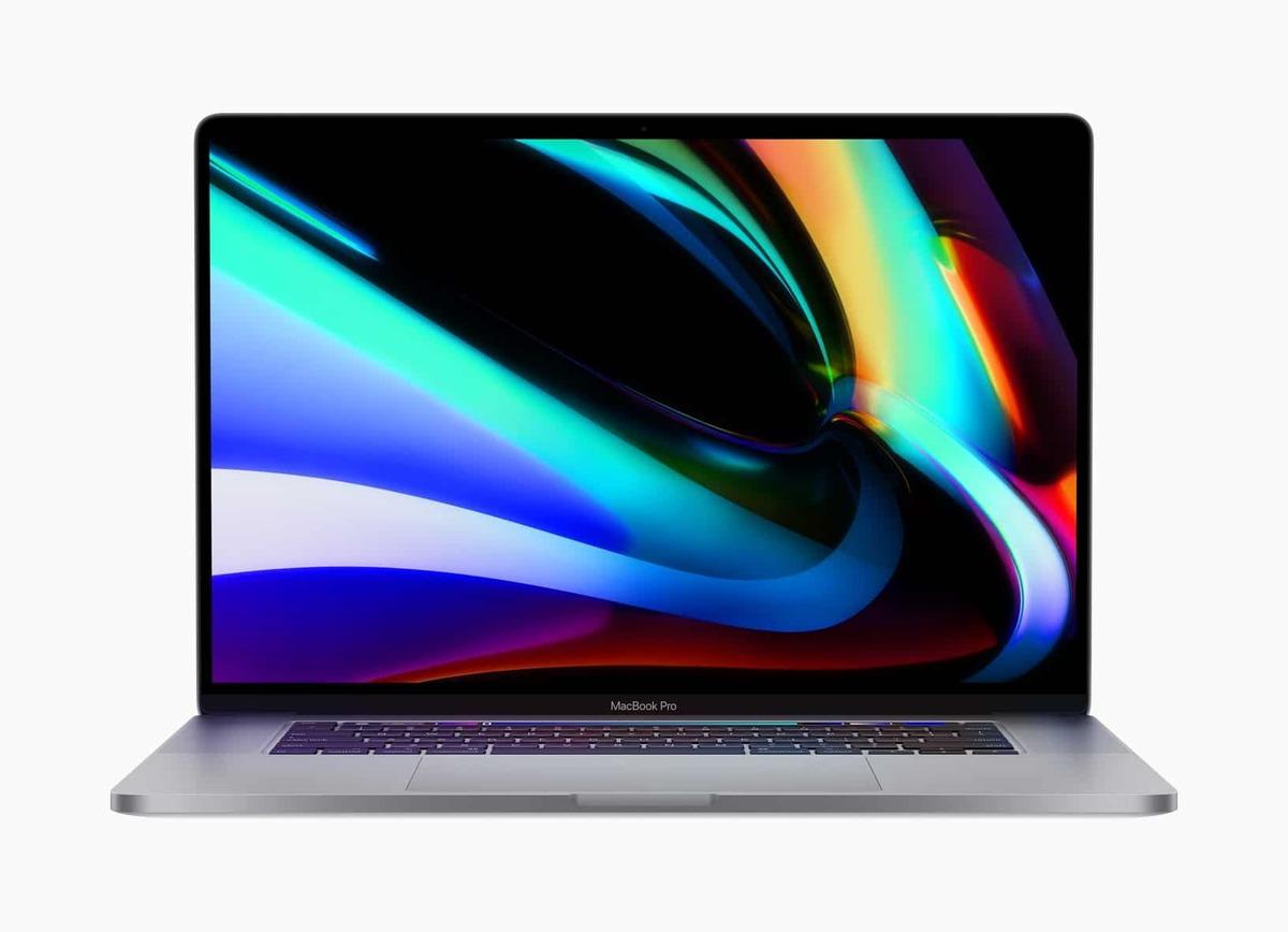 Foto de Melhor notebook para arquitetos do modelo Macbook Pro de 16 polegadas