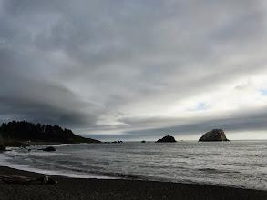 Photo: The coast
