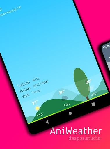 AniWeather 1.0.14 screenshots 1