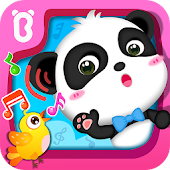 Baby Panda's Sound Box-Hearing&Recognition Game