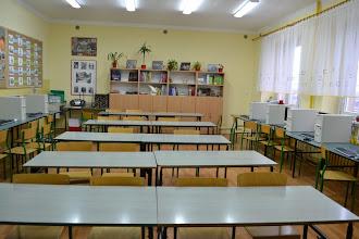 Photo: sala językowo - informatyczna