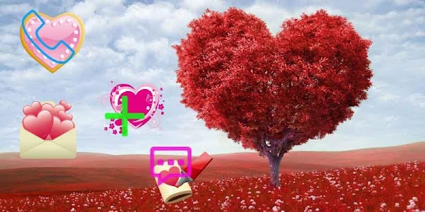 Heart Tree Love screenshot 3