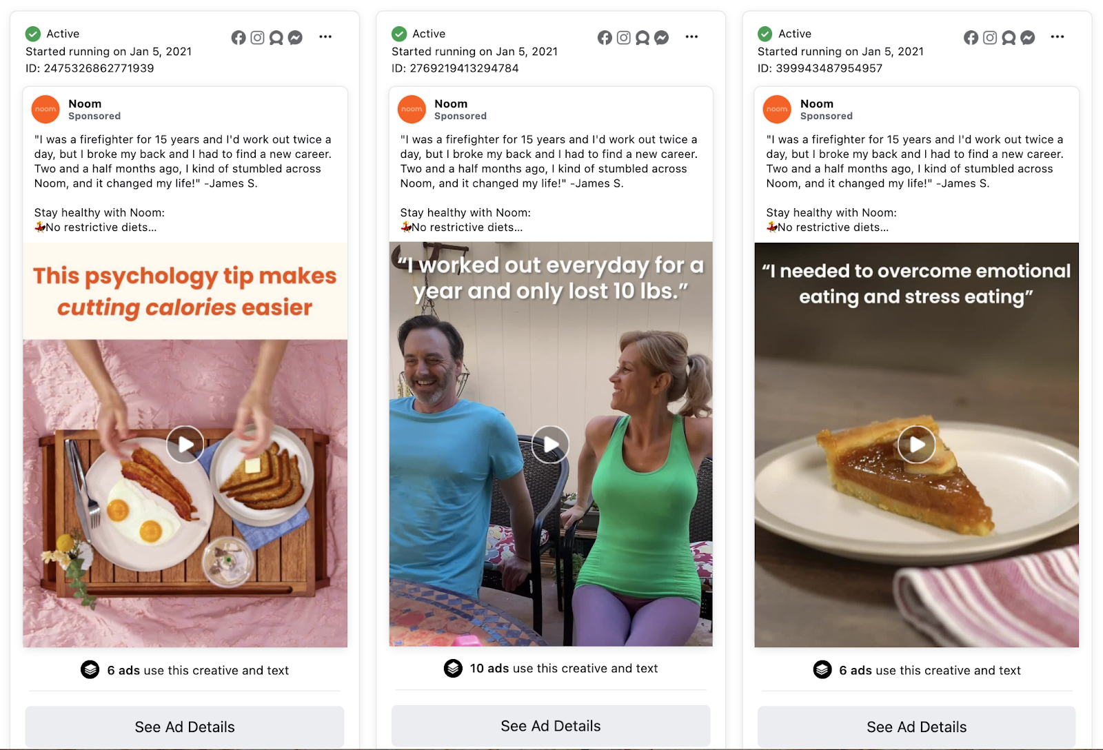 Templates for FB ads